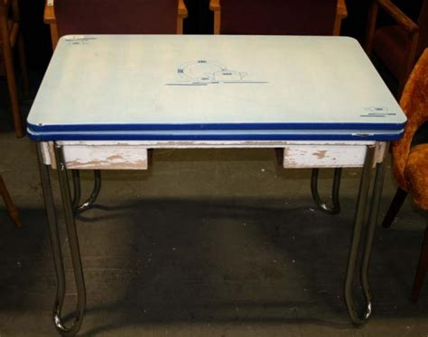 vintage metal top kitchen table antique metal top kitchen table all of about home design 8841