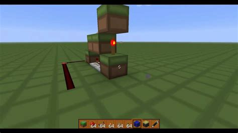 Minecraft Signal Shortener Monostable Circuit Tutorial