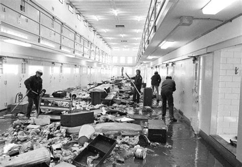 New Mexico eyes opening deadly prison riot site as museum ...