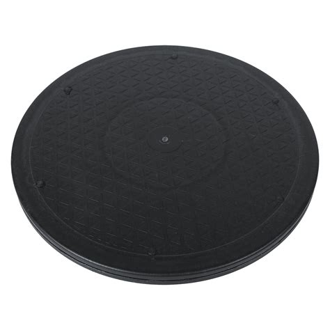 Tisch Mit Drehbarer Platte by 12 Inch Black Rotating Turn Table 360 Degree Revolving