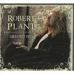 Greatest hits by Robert Plant, CD x 2 with rockinronnie ...