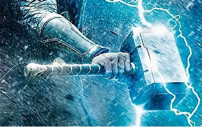 Thor Background Hammer Wallpapers Desktop Hipwallpaper Px