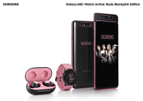 samsung galaxy blackpink samsung is releasing a blackpink galaxy phone and earbuds in singapore but it ll cost