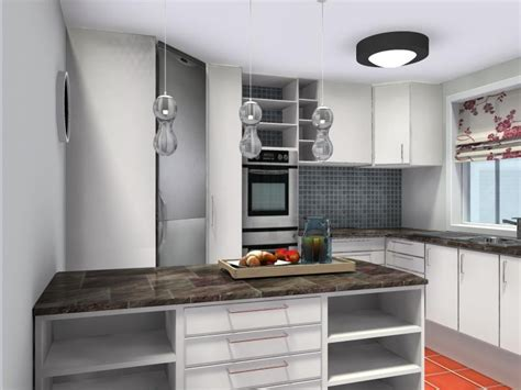 Home Design Kitchen by Home Design Roomsketcher