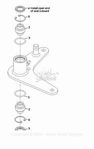 Exmark Vtx730ekc52400 S  N 400 000 000 And Up Parts Diagram For Idler Arm Assembly No  116