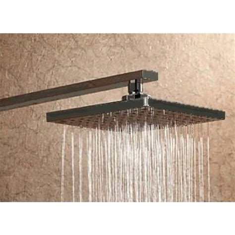 low water pressure in kitchen faucet 12 quot rubbed bronze square color changing led