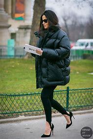 2017 Fashion Week Street-Style