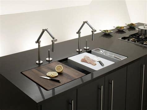kohler karbon kitchen faucet kitchen sink styles and trends hgtv