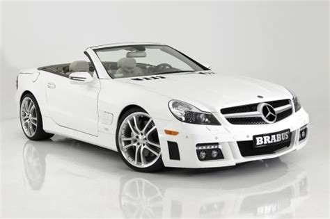Mercedes Sl Class Hd Picture by Brabus Mercedes Sl Class 2009 Hd Pictures