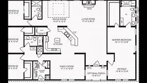 Floor plans house floor plans home floor plans youtube for House floor plans