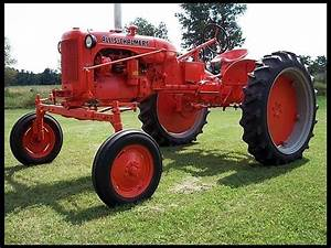 1953 Allis Chalmers Ca High Crop  Mecumgf
