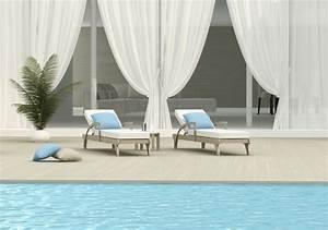 Rideau Pour Balcon : rideau d ext rieur les infos pour choisir son rideau d ~ Premium-room.com Idées de Décoration