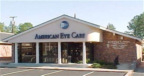 american eye care optometric centers yelp