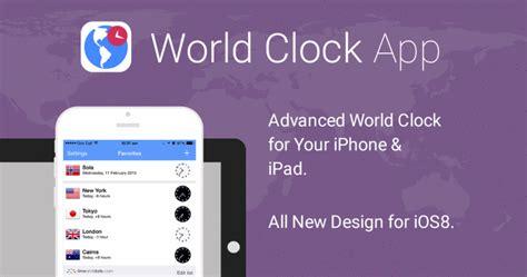 world clock app timeanddatecom support