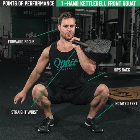 kettlebell squat front hand points performance onnit academy