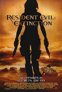 Resident Evil Movie Posters At Movie Poster Warehouse