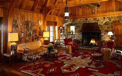 Living Cabin Bing Country Rooms Cottage Moroccan