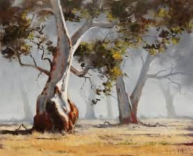 eucalyptus tree paintings by artsaus on deviantart