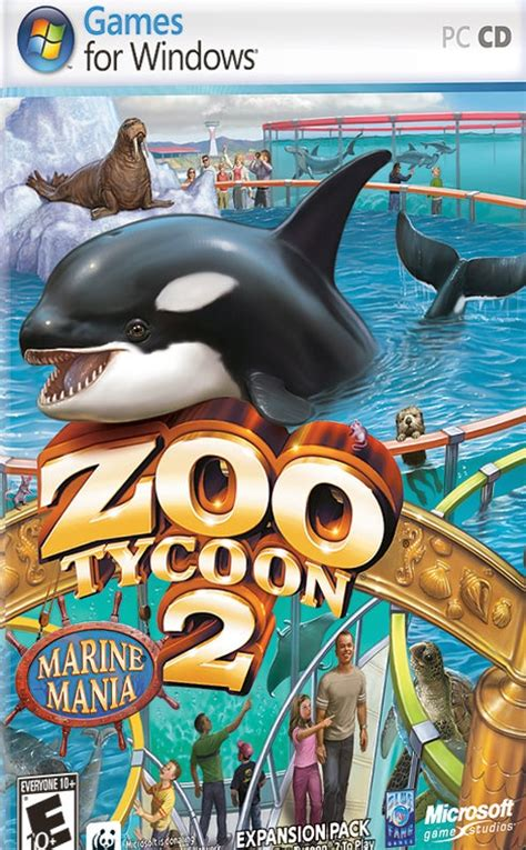 tycoon zoo marine mania pc games ign entertainment 2k19 wwe
