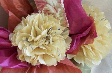 tutorial fiori di carta velina fiori di carta velina tutorial per realizzare facili