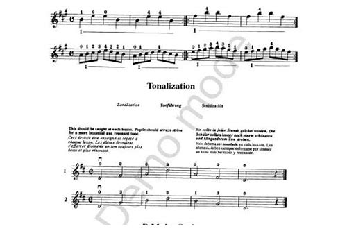 suzuki violino 2 baixar método