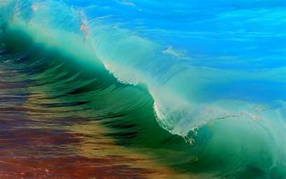 Wave Wide Wallpapers Waves Definition Nice Sea