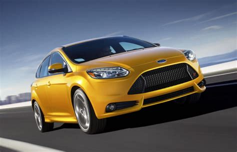 ford focus  fusion vehicles recalled