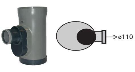 chambre de visite pvc ch de visite pvc 250mm 1x110mm rubrique egout sous sol