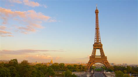 Sunset And Sunrise Pictures View Images Of Paris