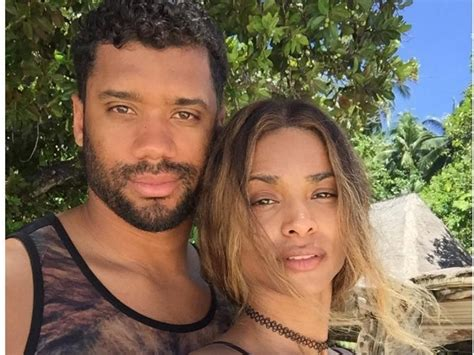 Ciara And Russell Wilson Married Hiphopdx