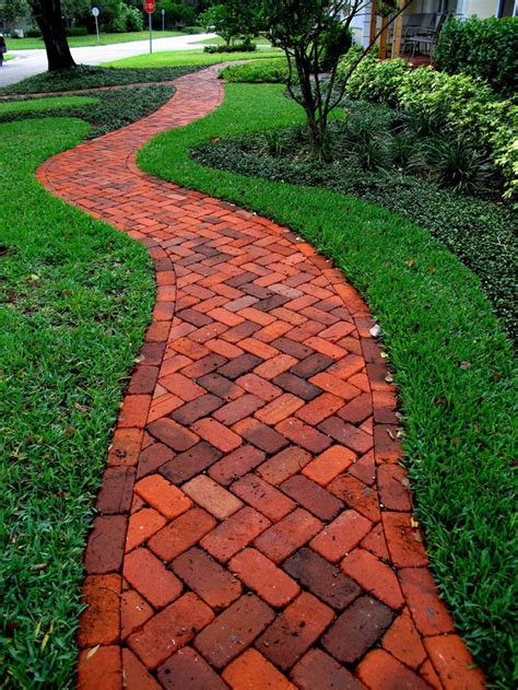 25 best ideas about brick pavers on paver