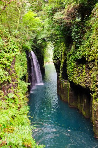 Takachiho Gorge Stock Photo Download Image Now Istock