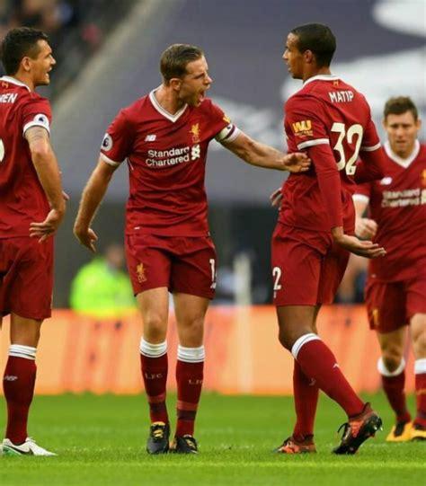 barkley foam posites: Tottenham Vs Liverpool Highlights