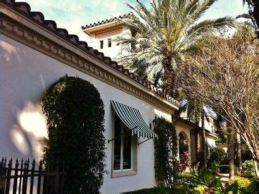 awnings ideas  mediterranean homes images  pinterest haciendas spanish bungalow
