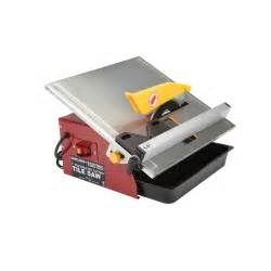 7 in portable wet cut tile saw