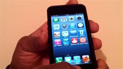 how to take screenshot on iphone 5 how to take a screenshot on the iphone 5