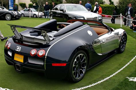 Bugatti Veyron Sang Bleu by Thief That Stole Bugatti Veyron Grand Sport Gets 522 000