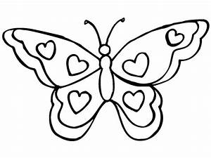 Dessin Facile Papillon : dessin simple papillon ~ Melissatoandfro.com Idées de Décoration