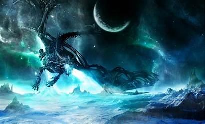 Dragon Space Wallpapers Backgrounds Desktop Background Eyes