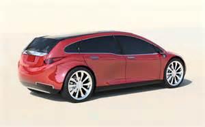 Tesla Model 3 Interior Concept