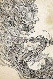 Demon Japonais Dessin : dessin tatouage dragon tatoo dragon pinterest tatouage dessin tatouage et tatouage dragon ~ Maxctalentgroup.com Avis de Voitures