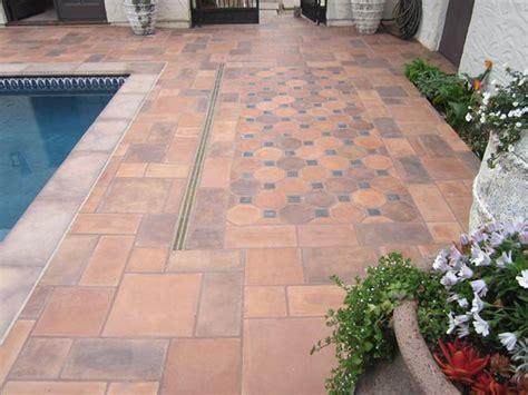 expert installation cleaning sealing saltillo tiles