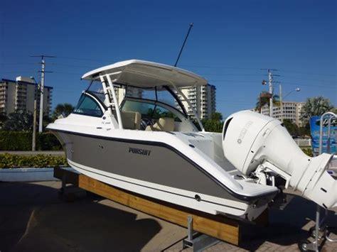 Pursuit Boats Dual Console by Pursuit 235 Dual Console Boats For Sale Boats