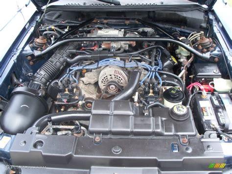 4 6 Liter Sohc Engine Diagram by 1997 Ford Mustang Gt Coupe 4 6 Liter Sohc 16 Valve V8
