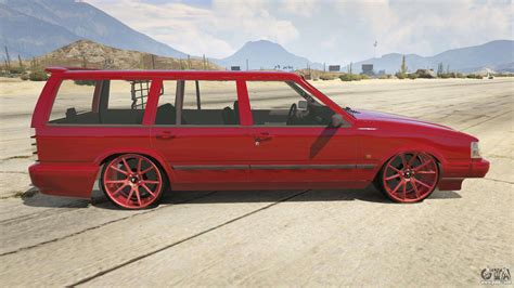 Where Is Volvo From by Volvo 945 For Gta 5