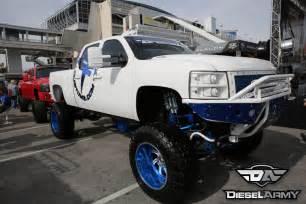 SEMA Show Diesel Trucks for Sale