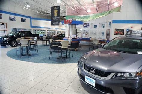 Criswell Honda Car Dealership In Germantown, Md 20874