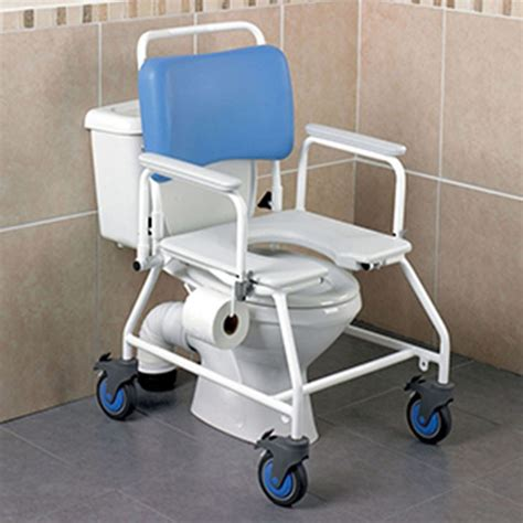 wheeled commodes low prices