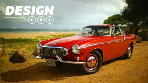 volvo p1800 this volvo p1800 is a watchmaker s design cue