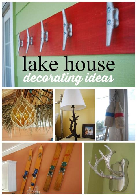lake house decor ideas  decorate  lake house